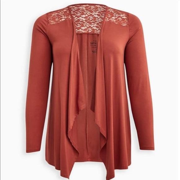 Torrid Soft Drape Front Cardigan - Various Sizes